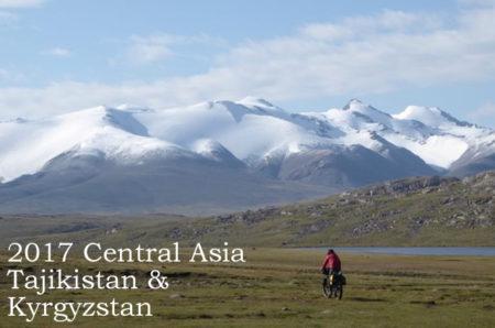 2017 Tajiskistan & Kyrgyzstan