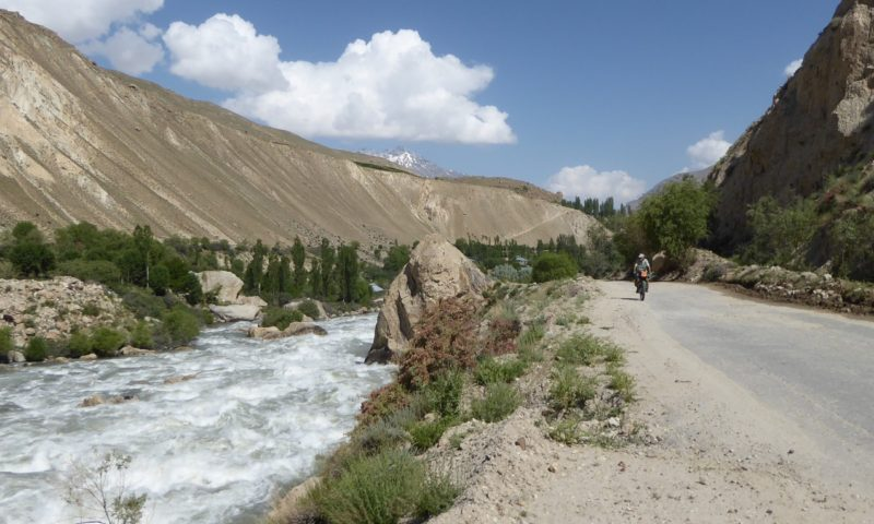 Whitewater enthusiasts could have a lot of fun here