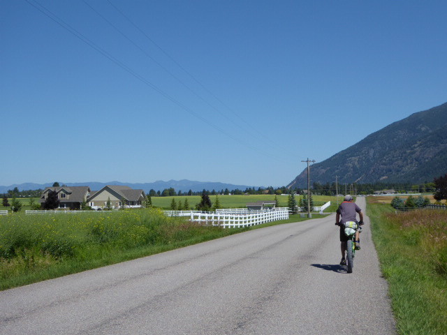 It is not all dirt roads and tall trees – rural lifestyle blocks in the Flathead valley